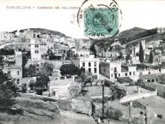 Barcelona Barraiada de Vallcarca