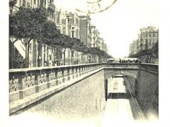 Barcelona Calle de Aragon