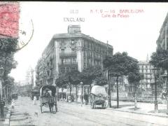 Barcelona Calle de Pelayo