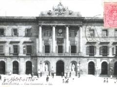 Barcelona Casa Consistorial