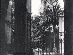 Barcelona Catedral Claustro y Cimborio