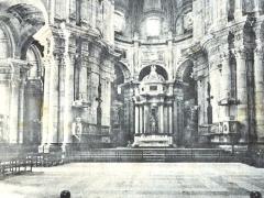 Cadiz Catedral Interior