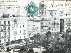 Cadiz Plaza de Guerra Jimenez