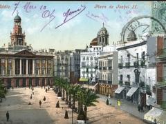 Cadiz Plaza de Isabel II