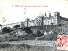 Comillas Seminario y Universidad Pontificia