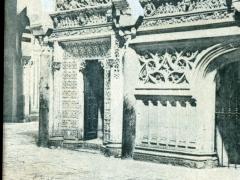 Cordoba Catedral Detalle