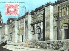 Cordoba Exterior de la Mezquita
