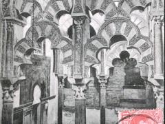 Cordoba Interior Mirahb Mezquita