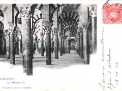 Cordoba La Mezquita