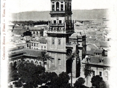 Cordoba Torre de la Catedral