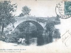 Coruna Cambre Puente de Cela