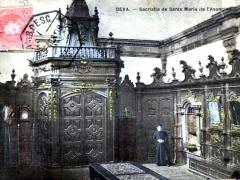 Deva Sacristia de Santa Maria de l'Asuncien