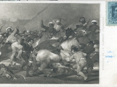 Episodio de la Invasion Francesa