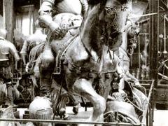 Madrid Armeria  Real Armadura de Felipe III de Pamplona