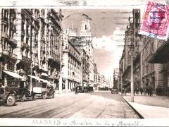 Madrid Avenida de Pi y Margall