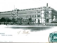 Madrid Banco de Espana