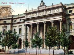 Madrid Bolsa de Comercio