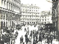 Madrid Calle de Sevilla
