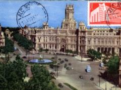 Madrid Cibeles y Casa de Correos
