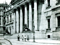 Madrid Congresco de los Diputados