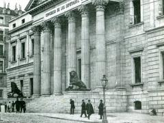 Madrid Congreso de Diputados