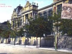 Madrid Escuela de Minas