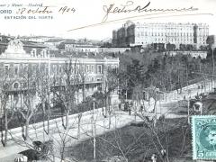 Madrid Estacion del Norte