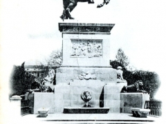 Madrid Estatua de Felipe IV
