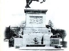 Madrid Estatua de Felipe IV