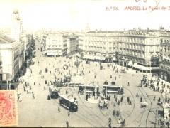 Madrid La Puerta del Sol