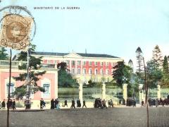 Madrid Ministerio de la Guerra