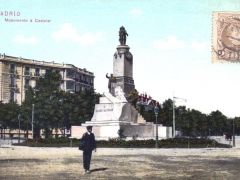 Madrid Monumento a Castelar