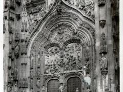 Salamanca Fachada Principal de la Catedral Nueva