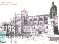 Salamanca La Catedral