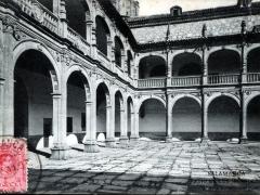 Salamanca Patio de los Irlandeses