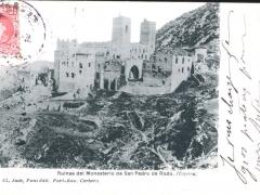 San Pedro de Roda Ruinas del Monasterio