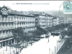 San Sebastian Avenida de La Libertad