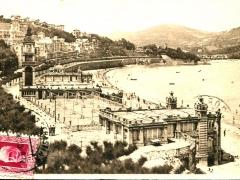 San Sebastian Balneario de la Perla