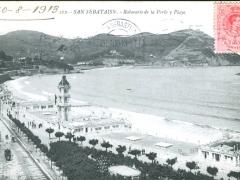 San Sebastian Belneario de la Perla y Playa