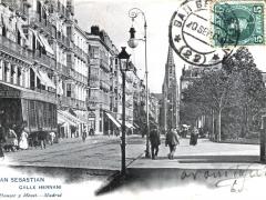 San Sebastian Calle Hernani