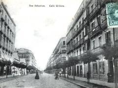 San Sebastian Calle Urbieta