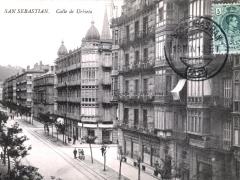 San Sebastian Calle de Urbieta