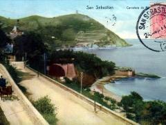 San Sebastian Cerretera de