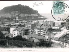 San Sebastian El Barrio de Gros