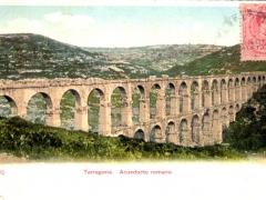 Tarragona Acueducto romano