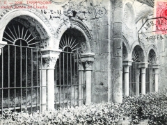 Tarragona Catedral Detalle del Claustro