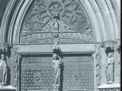 Tarragona Catedral Puerta Principal
