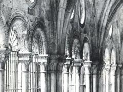 Tarragona Catedral Ventanales de los Claustros