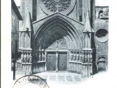 Tarragona La Catedral