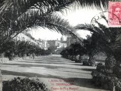 Tarragona Paseo de Pi y Margall